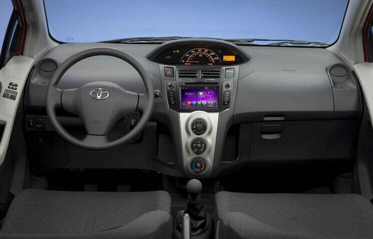 9 Steps To Replace A 20052011 Toyota Yaris Radio With Navigation Rhcarstereofaqs: 2007 Toyota Yaris Dash Radio At Elf-jo.com
