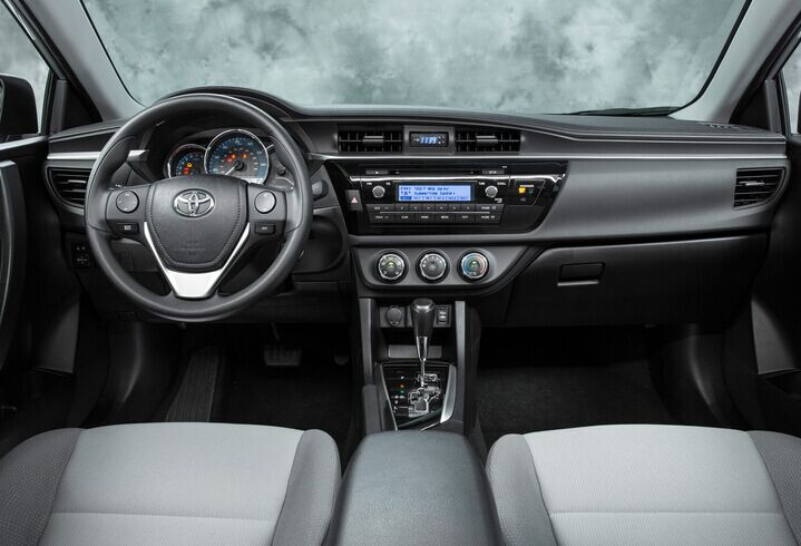 2014 Toyota Corolla Left Radio removal and upgrade with ...