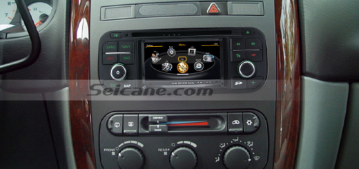 2006 Chrysler 300 Touring >> How to Remove and Replace a Car Stereo Radio in 2005-2007 ...
