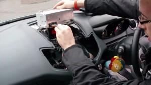 2008-2013 Ford Fiesta Radio installation step 7