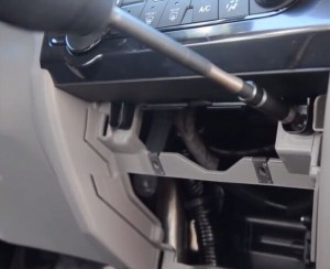 2014 Honda Civic Sedan Radio installation step 3