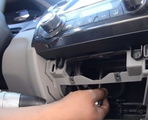 2014 Honda Civic Sedan Radio installation step 4