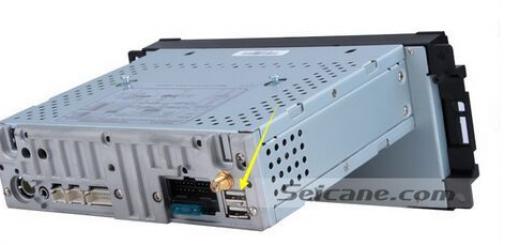 3G module installation 2