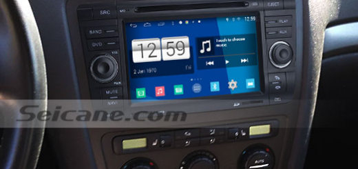 How can I upgrade my car radio