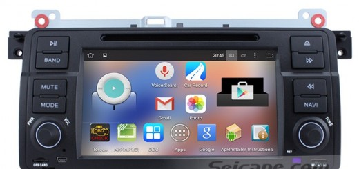 1998-2006 BMW 3 Series E46 car stereo
