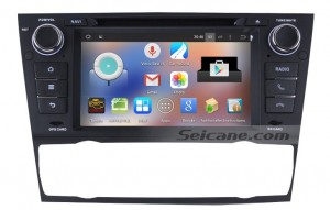 2005-2012 BMW 3 Series E90 E91 E92 E93 head unit