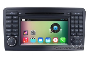 2005-2012 Mercedes Benz ML Class W164 car stereo