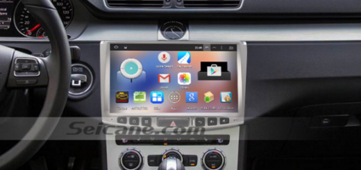2012-2014 VW Volkswagen Magotan head unit