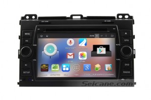 2002-2009 Toyota Prado Cruiser 120 head unit