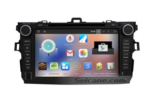 2006-2012 Toyota Corolla head unit