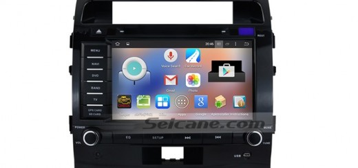 2007-2013 Toyota Land Cruiser 200 head unit