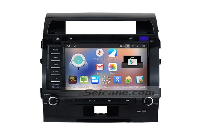 how to solve the problem of the backup camera in a 2007 2013 toyota land cruiser 200 head unit. Black Bedroom Furniture Sets. Home Design Ideas