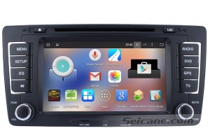 2009-2013 Skoda Octaiva head unit