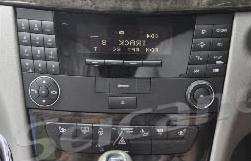 2001-2008 Mercedes-Benz G-Class W463 car stereo installation step 1