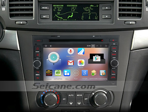 How to upgrade a 2002-2011 Pontiac G3 radio with Bluetooth Android