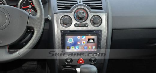 2003-2008 Renault Megane radio