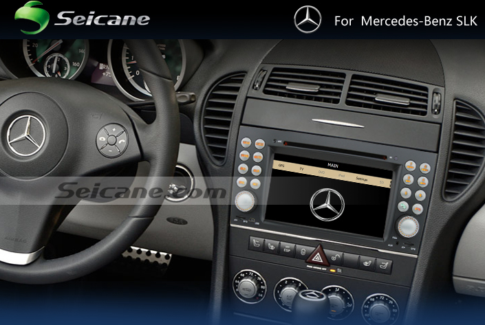 A step by step installation guide for a 2004 2012 mercedes for Mercedes benz stereo installation