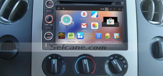 2005-2009 Ford Mustang head unit