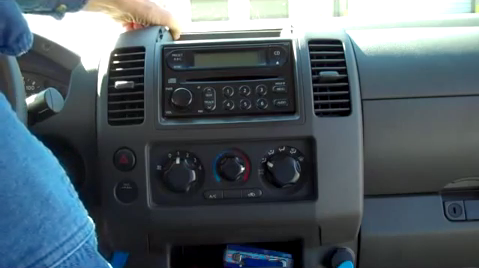How to replace a 2005-2010 NISSAN PATHFINDER car stereo ...