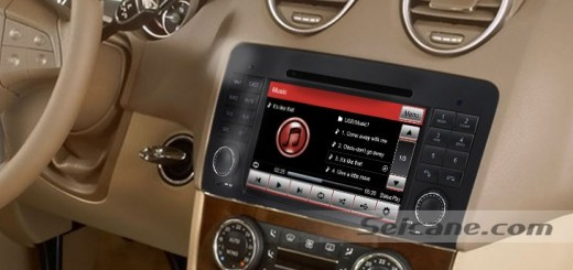 A step by step installation guide for a 2004 2012 mercedes for Mercedes benz stereo upgrade