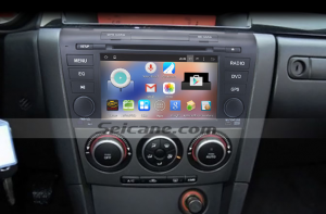 how to skillfully keep a 2007 2008 2009 mazda 3 head unit. Black Bedroom Furniture Sets. Home Design Ideas