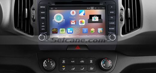 11 steps to install 2012 2013 2014 kia soul radio with. Black Bedroom Furniture Sets. Home Design Ideas