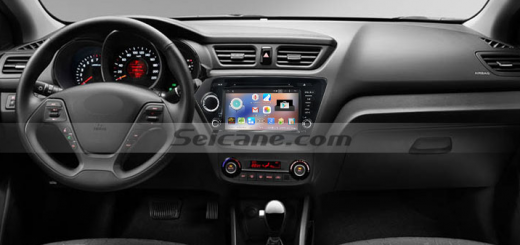2011 2012 Kia K2 RIO head unit