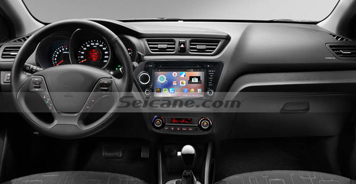 how to connect your phone via mirror link in a 2011 2012 kia k2 rio head unit with cd dvd player. Black Bedroom Furniture Sets. Home Design Ideas