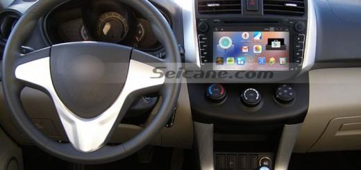 2011-2015 Lifan X60 car stereo