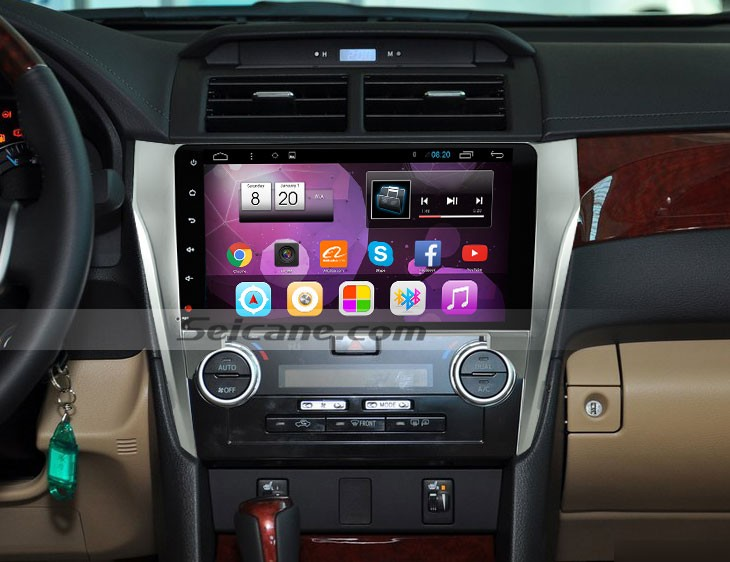 How to install a 2012 2013 2014 Toyota CAMRY car stereo with 3G WiFi ...