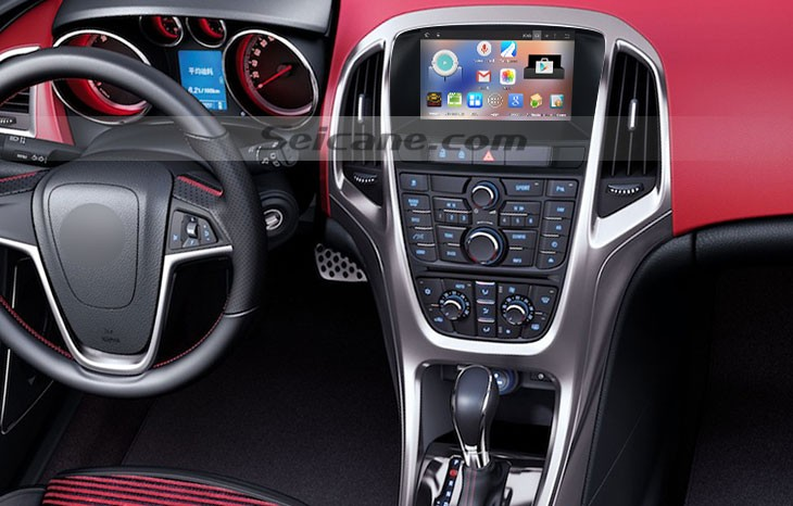 How to update maps in a 2012-2015 Buick Verano car stereo ...