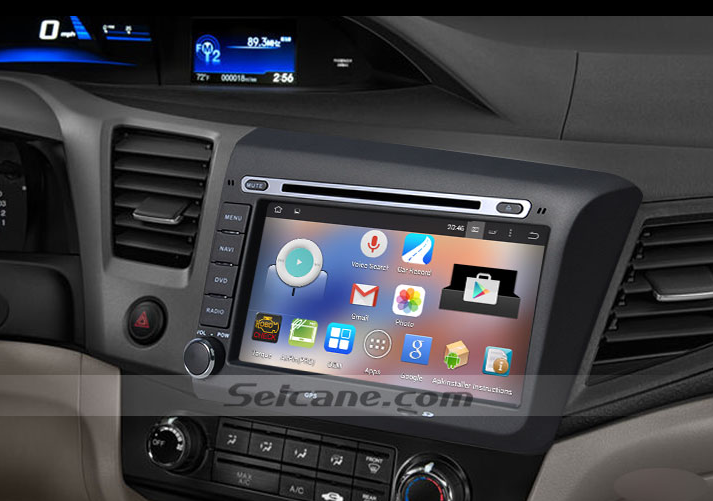 How To Solve Reverse Camera Issue In A 2012 Honda Civic