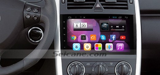 A step by step installation guide for a 2006 2012 mercedes for Mercedes benz stereo installation