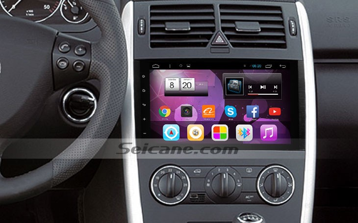A step by step installation guide for a mercedes benz b200 for Mercedes benz stereo installation
