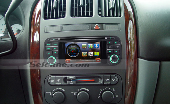 How To Upgrade A 2002 2003 2004 Dodge Intrepid Car Stereo