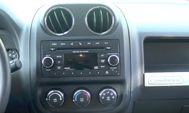 how to remove 2009 jeep compass cd player professional. Black Bedroom Furniture Sets. Home Design Ideas