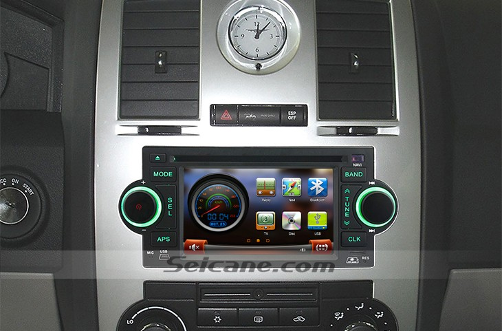 How To Replace A 2006 2007 Dodge Charger Head Unit With Gps Rhcarstereofaqs: 2007 Dodge Charger Aux Radio At Gmaili.net