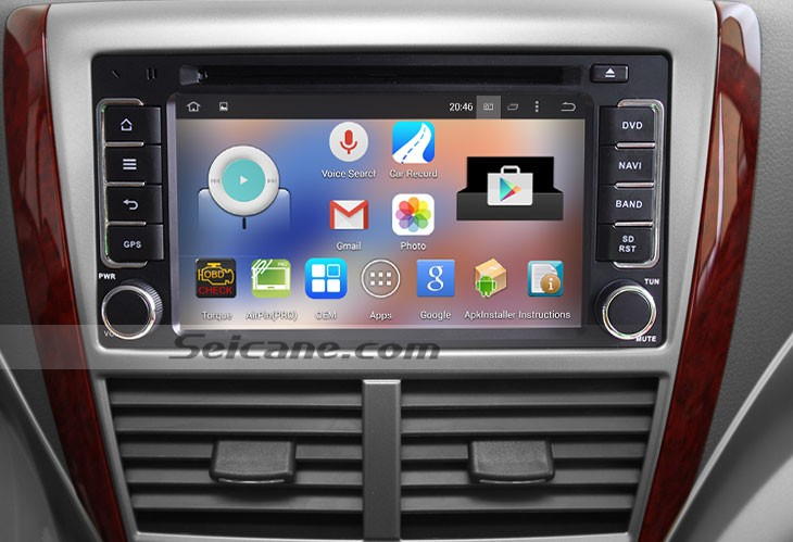 How to upgrade a 2008-2013 SUBARU Forester Impreza car radio