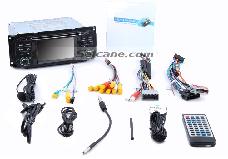 4.-Check-all-the-accessories-for-the-new-Seicane-car-stereo Radio Wiring Diagram For Pt Cruiser on