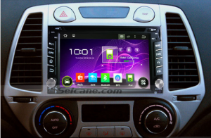 Seicane 2001-2010 Hyundai MATRIX android radio audio system after installation