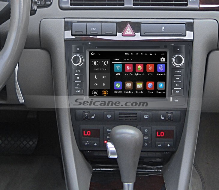 how to upgrade a 1997 2004 audi a6 s6 rs6 gps car. Black Bedroom Furniture Sets. Home Design Ideas
