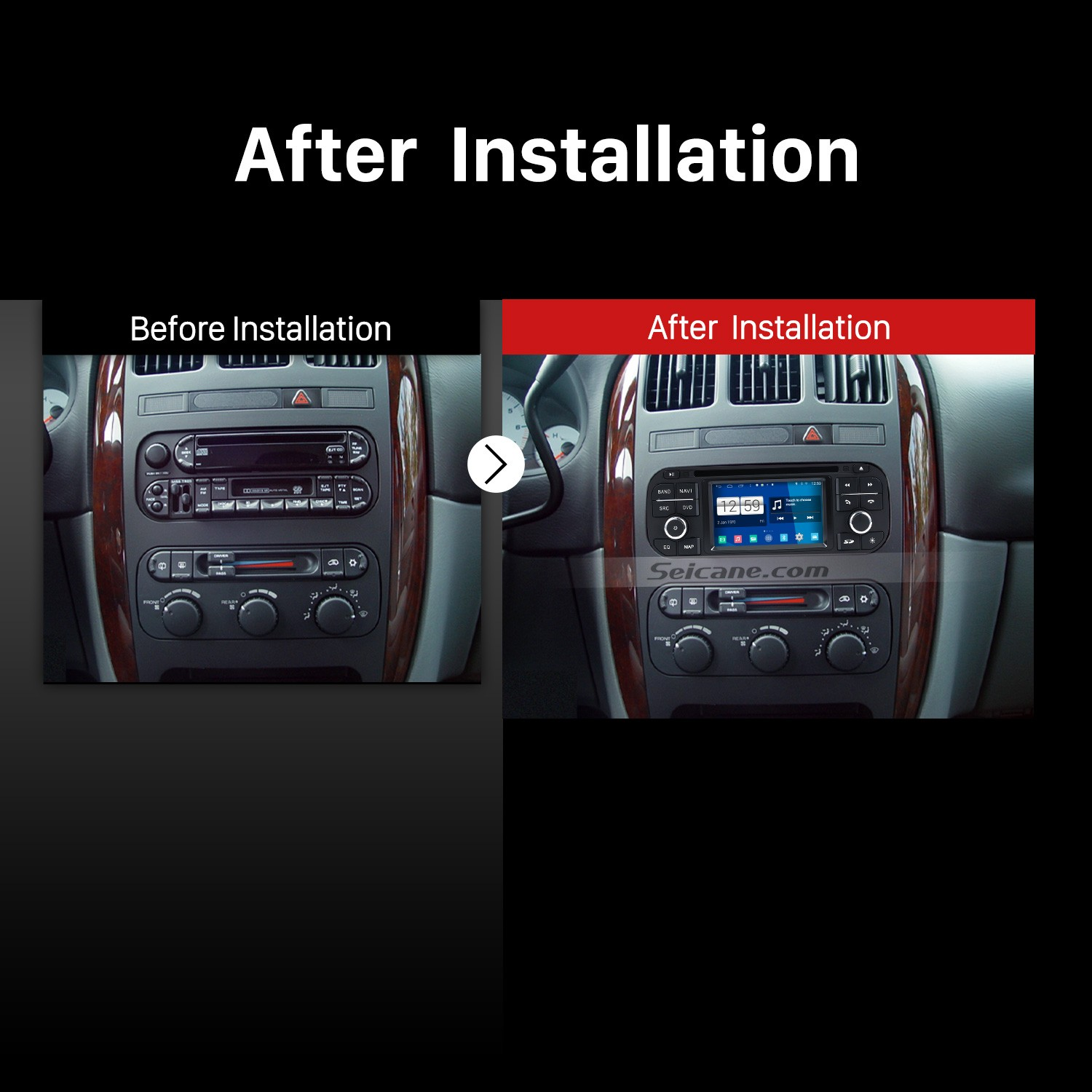2004 Dodge Ram Stereo Install Wiring Diagrams 2500 Radio Diagram How To Update A 2002 2003 Interpid With Gps Rh Carstereofaqs Com 1500