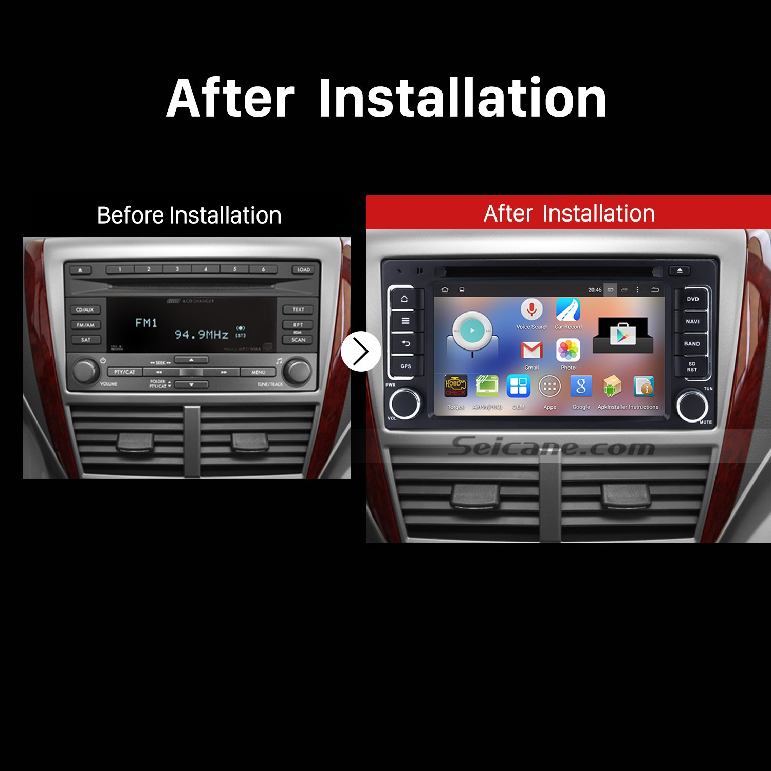 Car Stereo For Subaru Impreza | Best Cars Speakers Guide