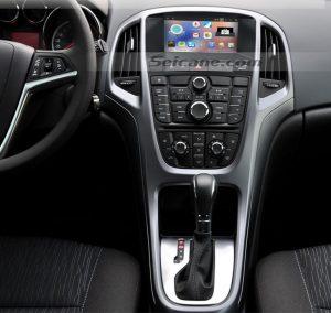 2012-2015 Buick Verano Radio GPS Navigation after installation