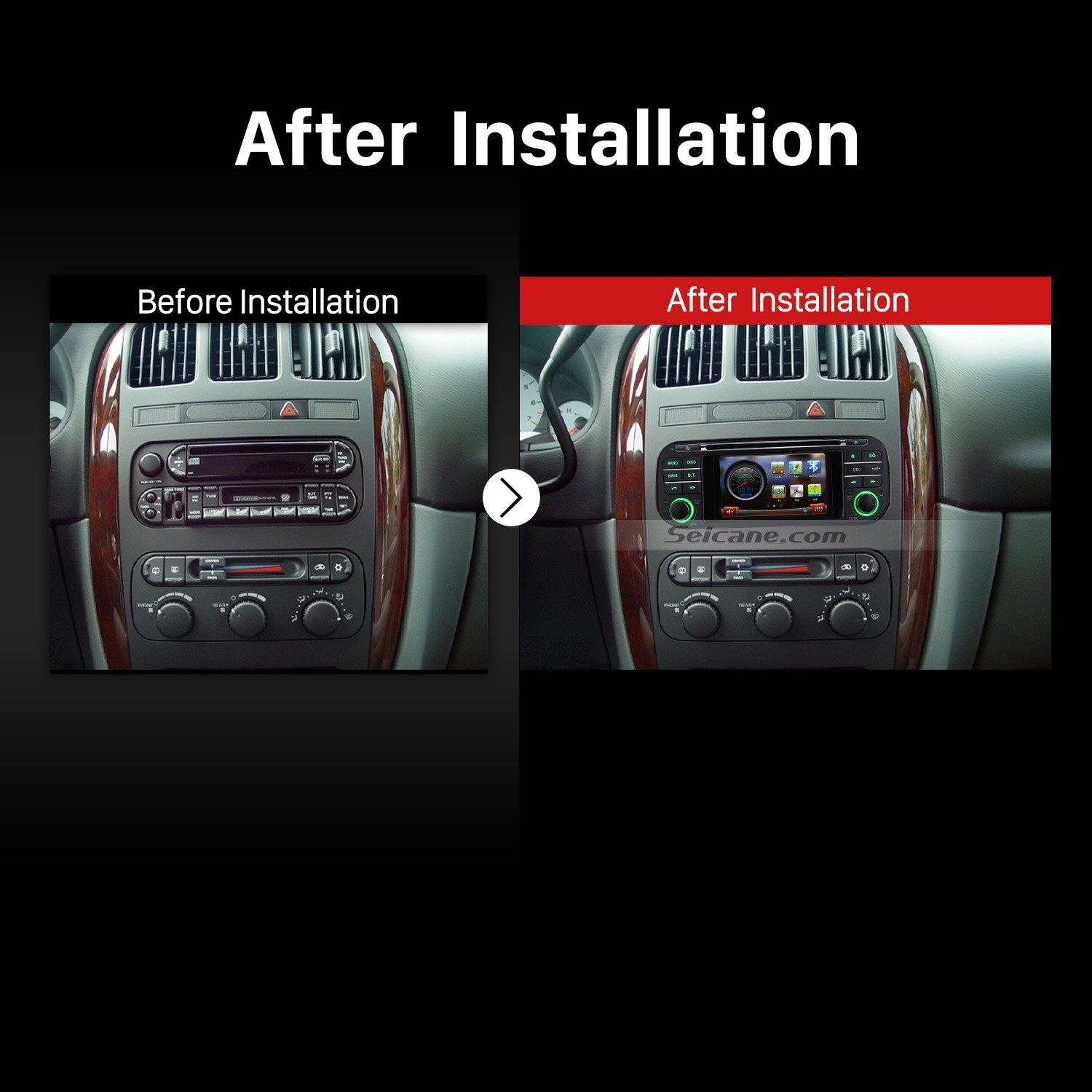how to upgrade a 1999 2004 jeep grand cherokee gps bluetooth radio 1999 Jeep Grand Cherokee 1999 2004 jeep grand cherokee gps bluetooth radio stereo after installation