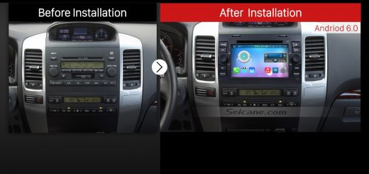2008 2009 2010 FORD S-max Bluetooth Car Radio Stereo after installation