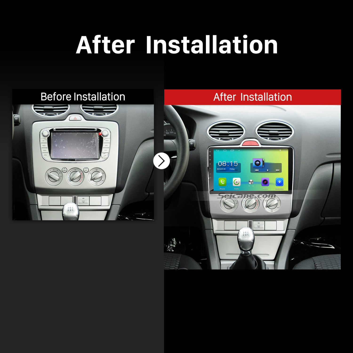 radio for ford focus gallery