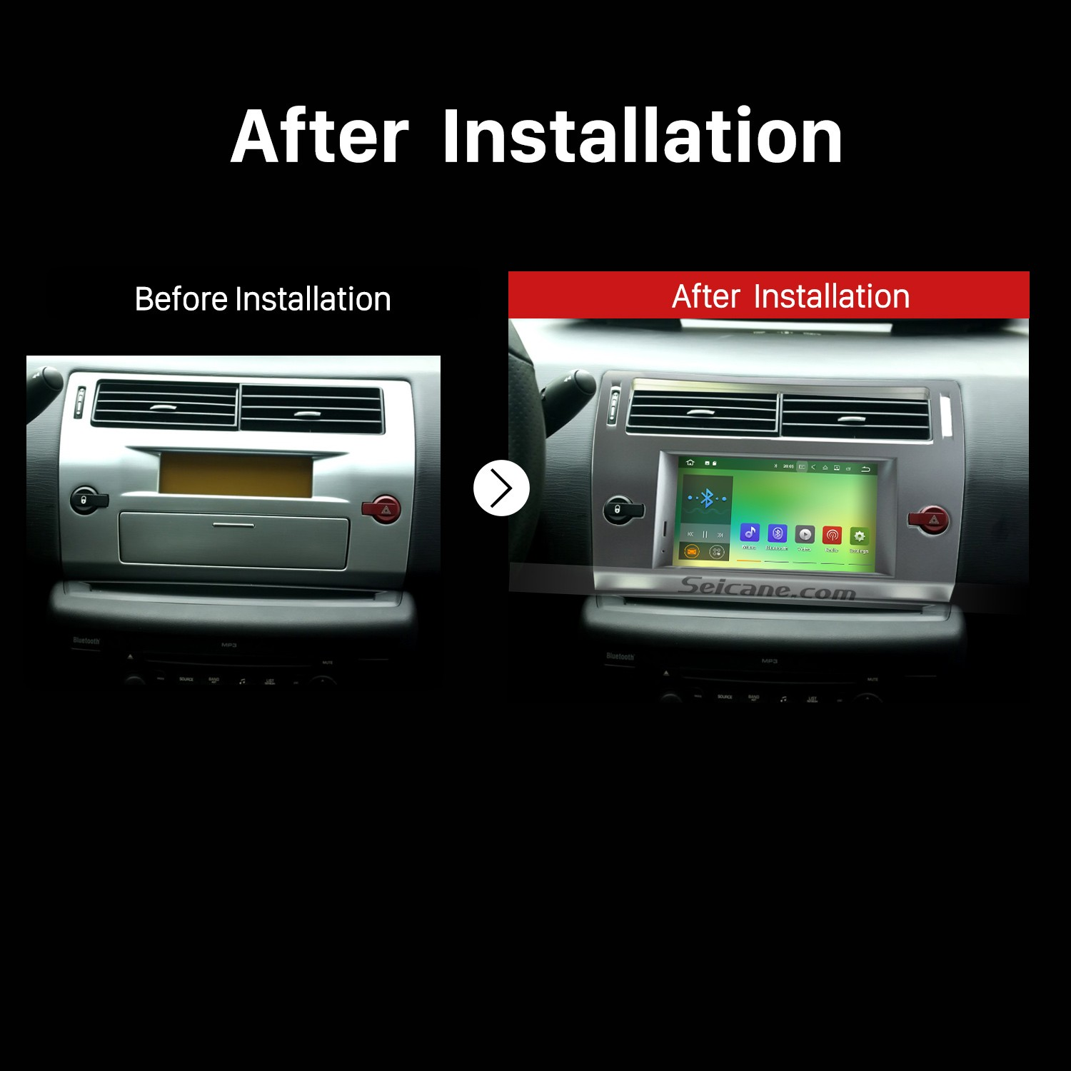 How to Upgrade a 2004 2005 2006 2007 2008-2012 CITROEN C4