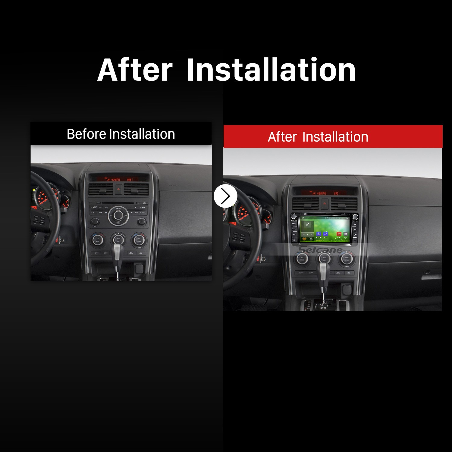 How to Replace a 2007 2008 2009 2010 2011-2016 MAZDA CX-9