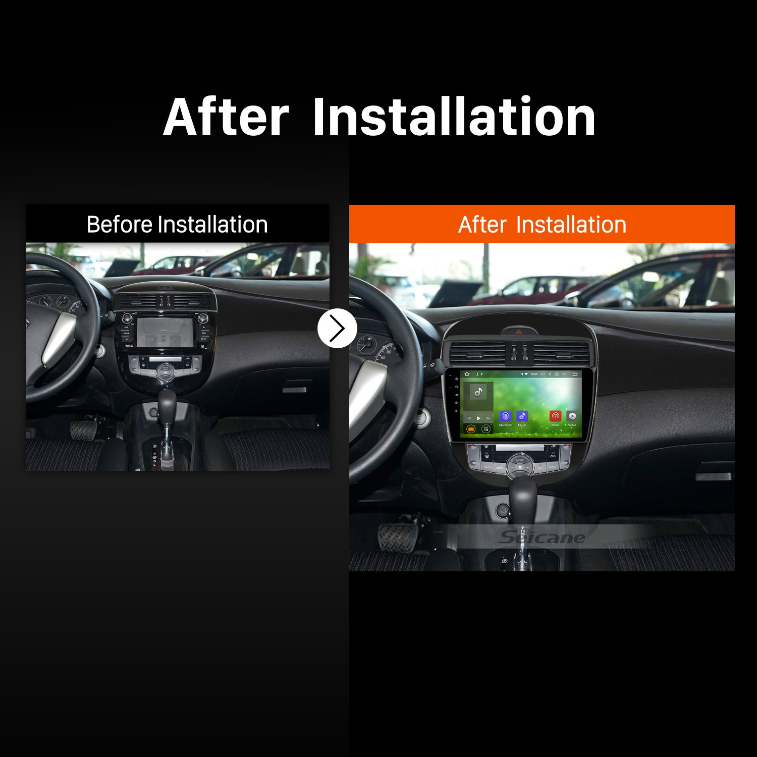 How To Install A 2011 2012 2013 2014 2015 Nissan Tiida Mt